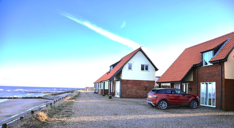 Beach Place, Walcott, North Norfolk coast, vacation rental in Worstead