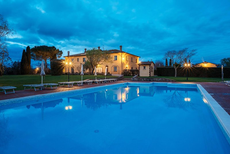 Villa Aia Vecchia (Apartment 12), vacation rental in Bibbona