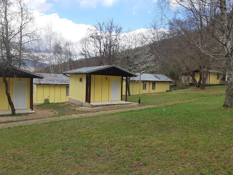 Bungalows Kamena (4), aluguéis de temporada em Kato Poria