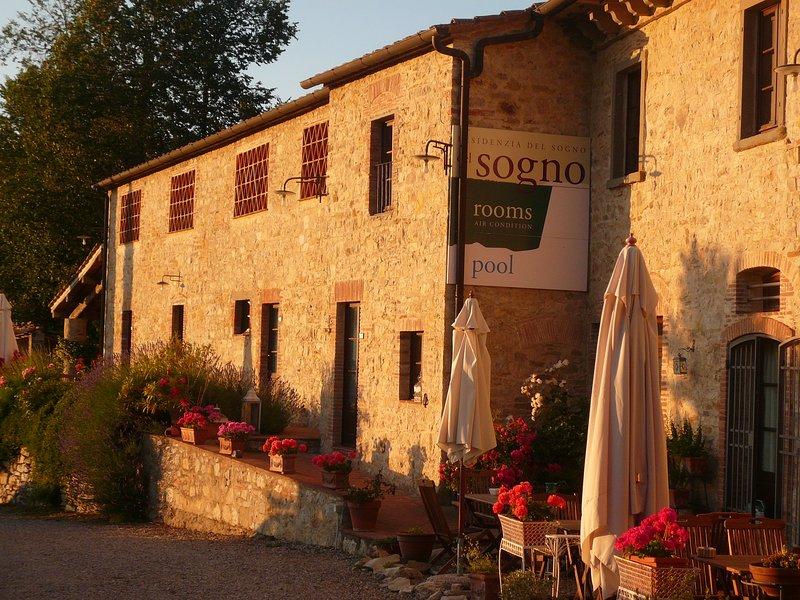 Residenzia del Sogno-Appartamento, holiday rental in Lucarelli