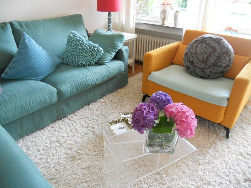 Ferienwohnung 'Abendsonne', vacation rental in Hennef