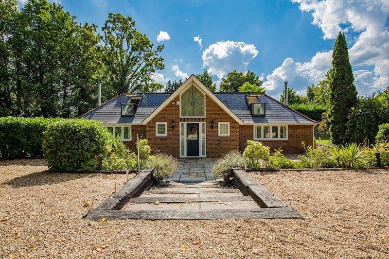 Lake View Lodge, casa vacanza a Berkshire