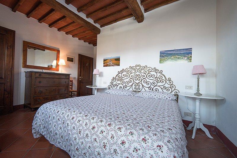 Residenzia del Sogno- Suite per 2 persone, holiday rental in Lucarelli