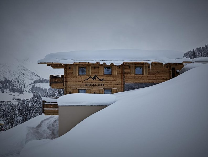 Chalet 1551, vacation rental in Lech
