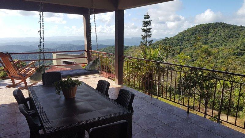 Hacienda Mi Montañita, holiday rental in Panama Province