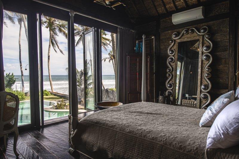 Absolute Beachfront Villa Laut One, alquiler vacacional en Tegal Mengkeb