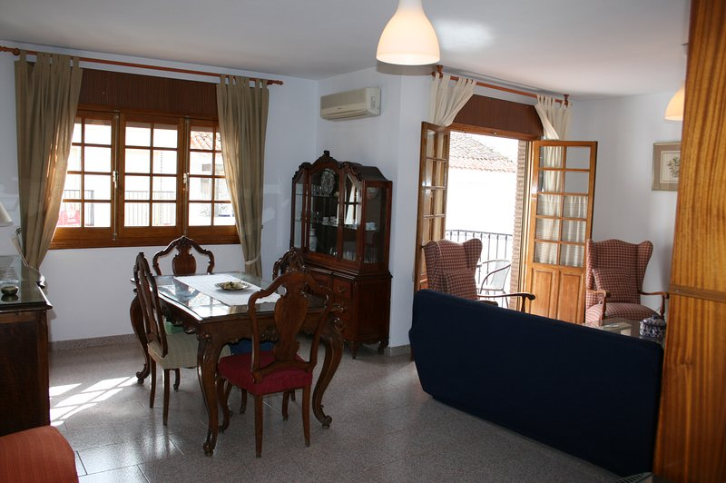Salon avec terrasse chambre terrasse