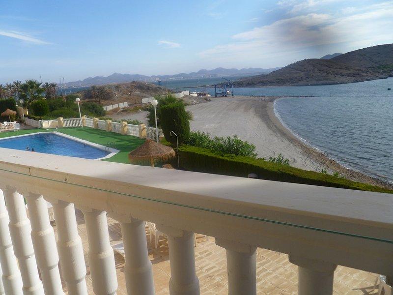 Apartamento La Manga del Mar Menor. Vistas espectaculares. – semesterbostad i Municipality of Cartagena