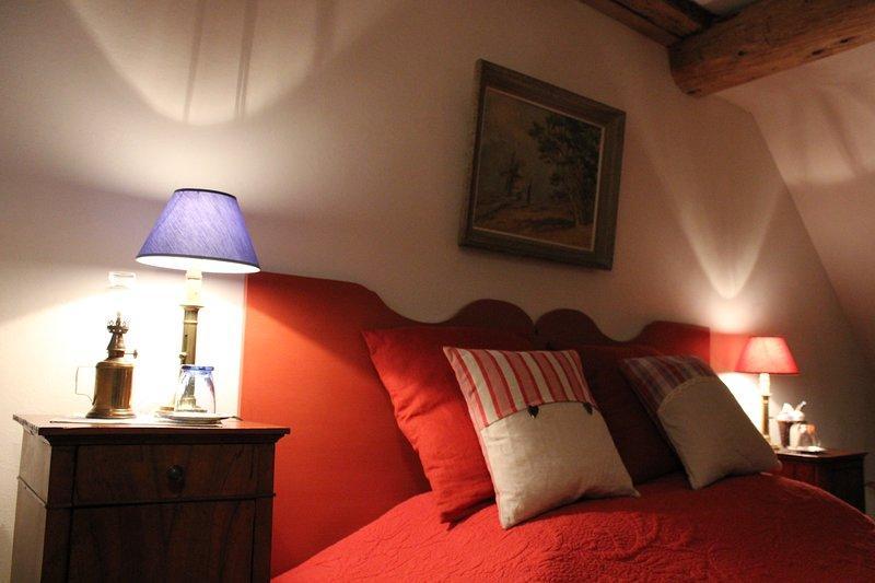 Les Lettres de mon Moulin - Chambre Daudet, casa vacanza a Lichtenberg