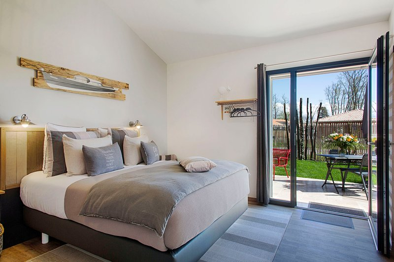 location de vacances, studios dans maison privé, vacation rental in Claouey