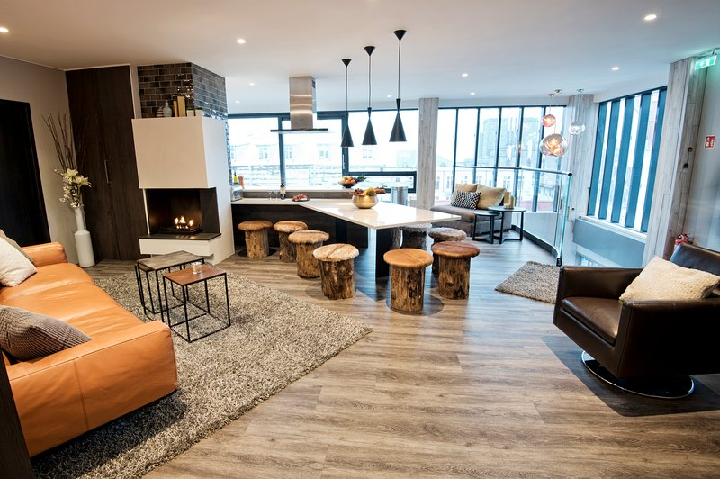 B14 Luxury Apartment for groups Down Town, vacation rental in Reykjavik