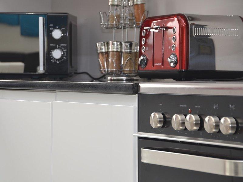 Contemporary appliances