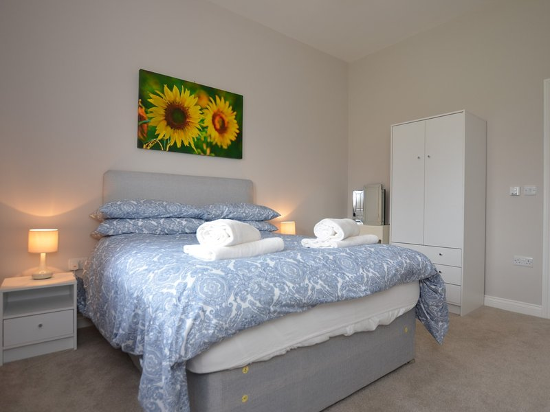The Sunflower Room with double bed