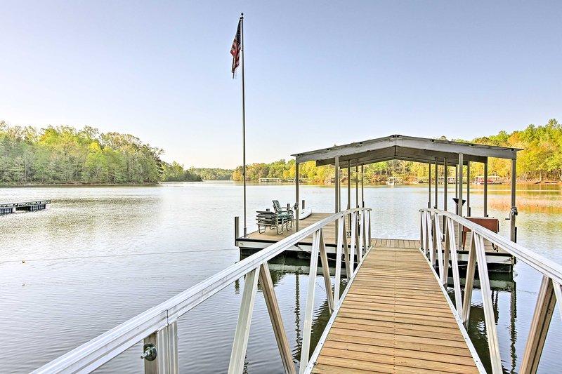 Fai la tua prossima Lake Hartwell trip indimenticabile!