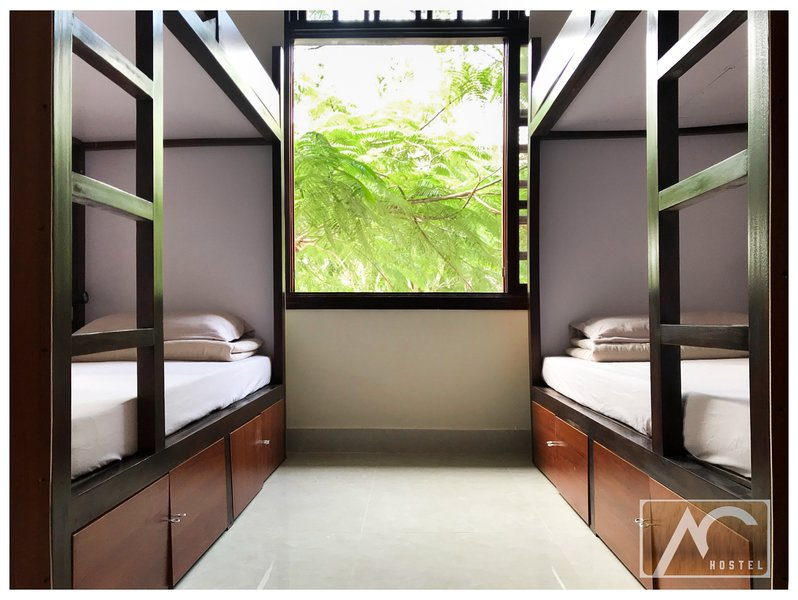 We have alots of dorm ( dorm 4,6,8,12) and Special price for groups, vacation rental in An Hai Dong