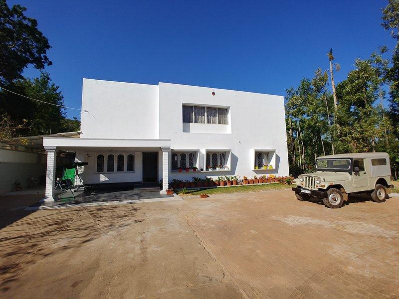 Bandekallu Homestay, vacation rental in Mallandur