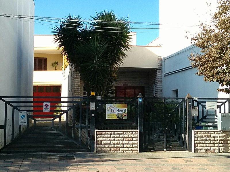 Monolocale LuMar.01, holiday rental in Aradeo