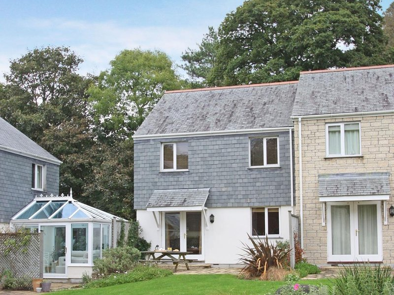 CHYANDOUR, close to beach, WiFi, near Falmouth, Ref 980886, Ferienwohnung in Maenporth