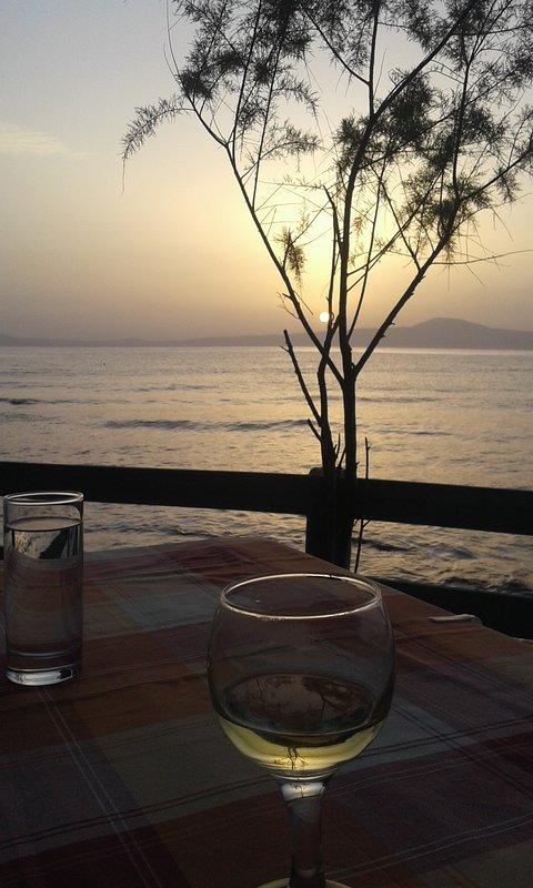 taverna by sea