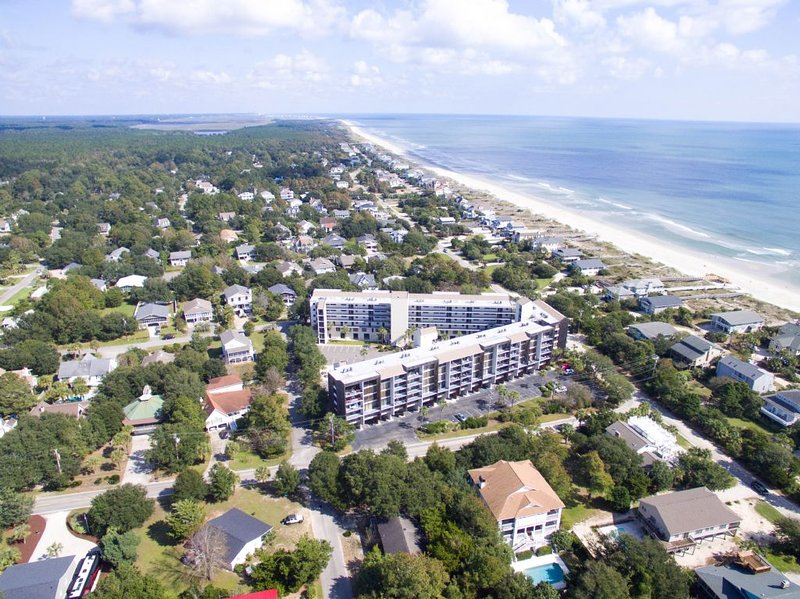 North Litchfield Beach Aerial View North