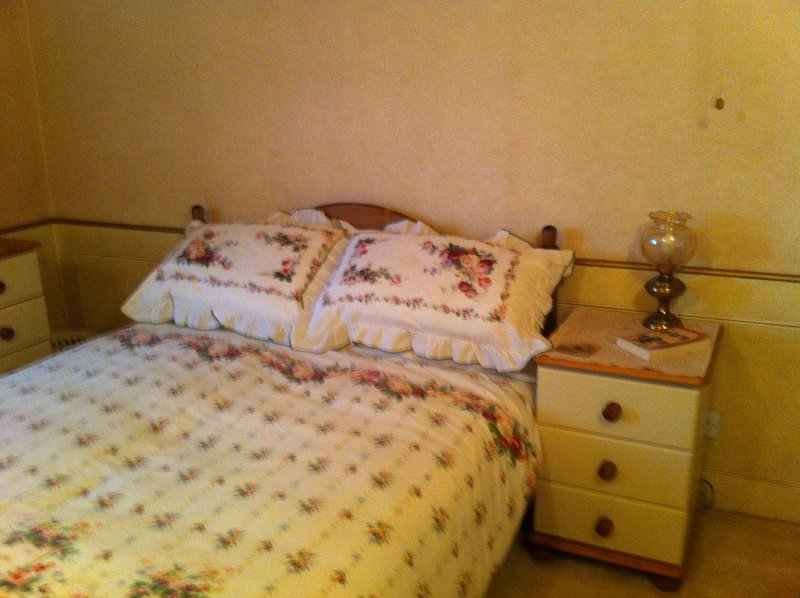 lovely room in cosy ,friendly home, vacation rental in Gosport