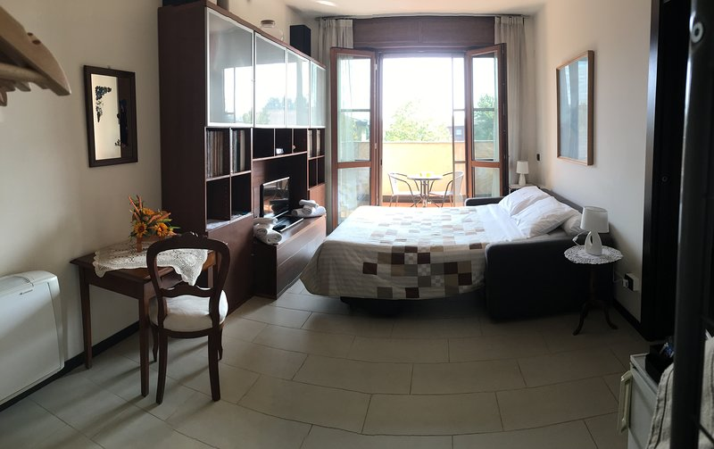 Suite Carpiano, holiday rental in Sant'Angelo Lodigiano