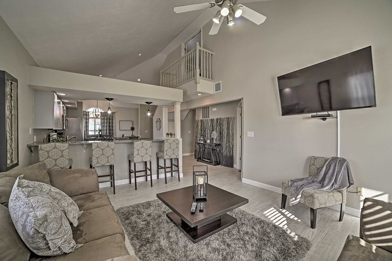 Elevate your Branson stay at this vacation rental condo!