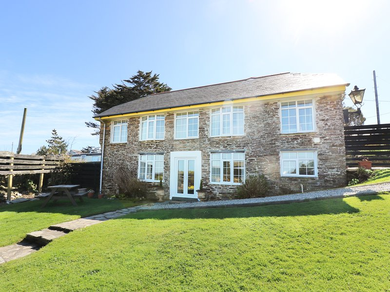 The Round House, Tintagel, vacation rental in Tintagel