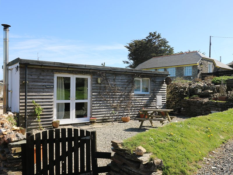 Sunny Cabin, Tintagel, vacation rental in Tintagel
