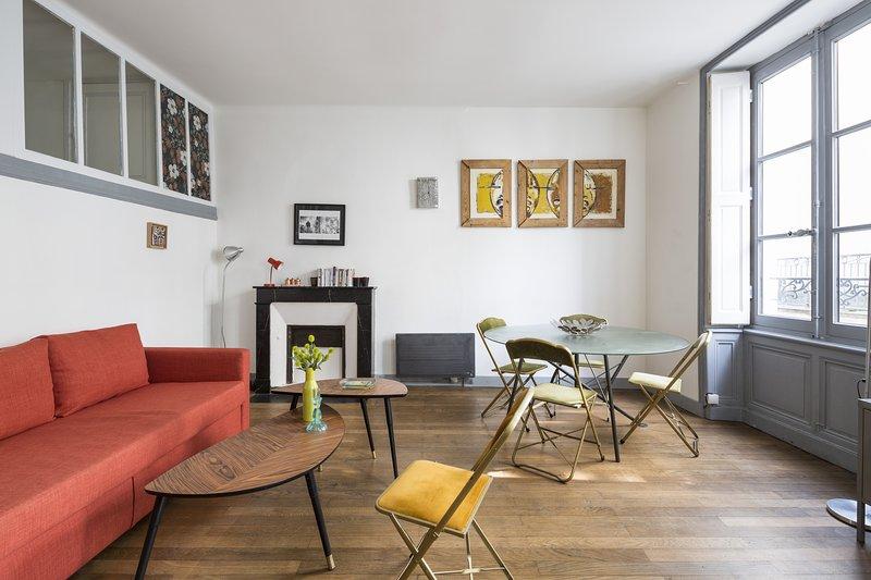 L'Atelier nantais, holiday rental in Bouguenais