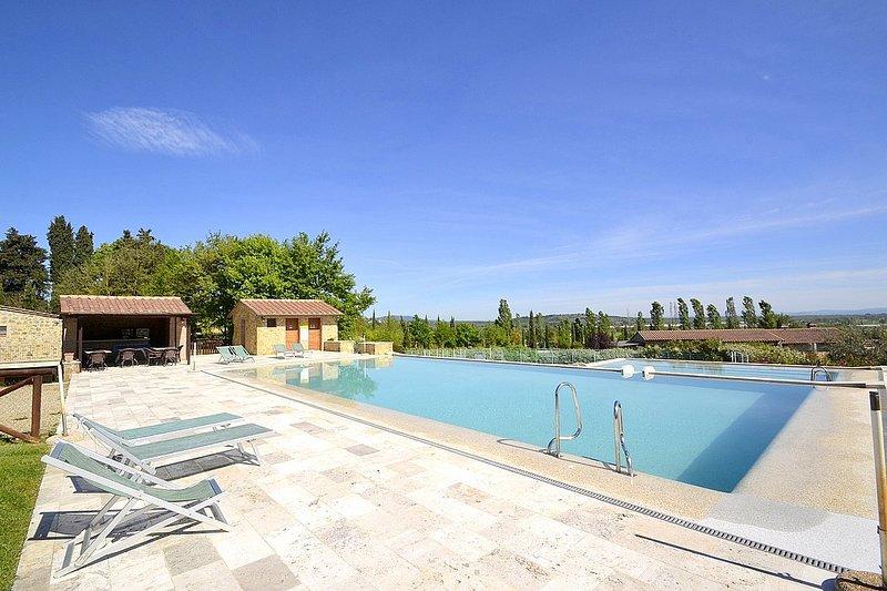 Villa Fontanile C, holiday rental in Casole d'Elsa