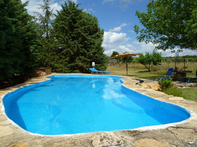 Pitigliano Villa Sleeps 7 with Pool and WiFi - 5242072, vacation rental in Ischia di Castro