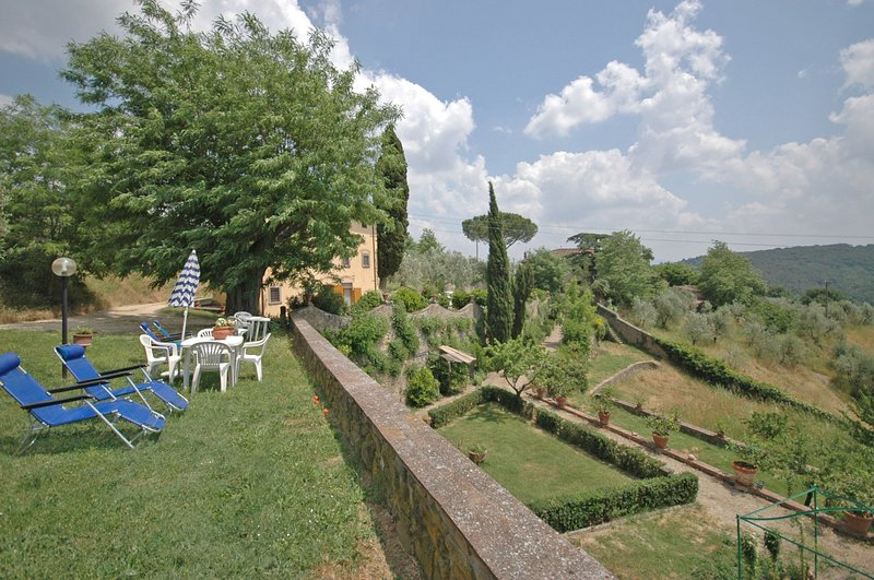 Rinaldi Apartment Sleeps 4 with Pool - 5241442, holiday rental in San Michele a Torri