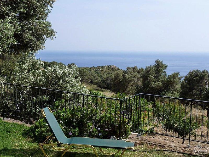 Agia Paraskevi Holiday Home Sleeps 5 with Air Con - 5228047, location de vacances à Kerames