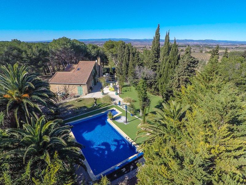 Le Figuier, vacation rental in Lezignan-la-Cebe