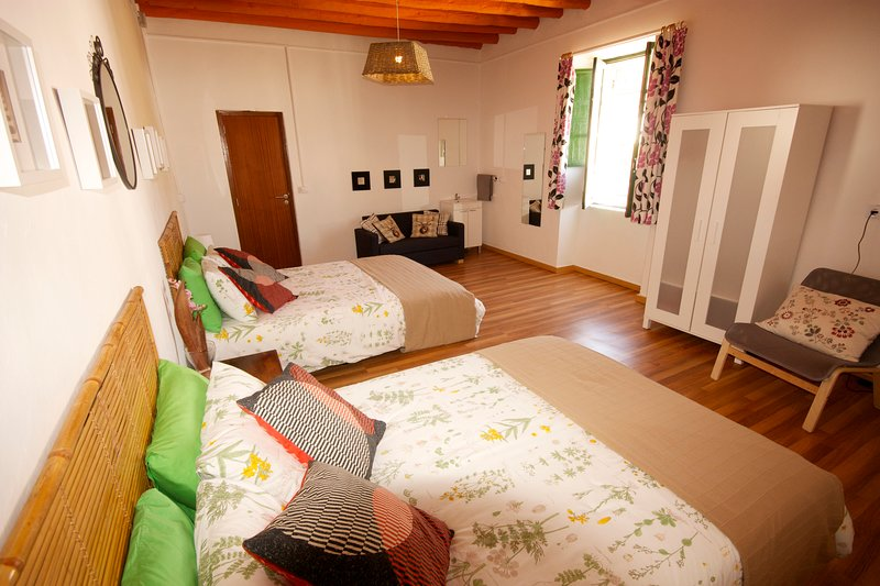 Twin Double Chambre