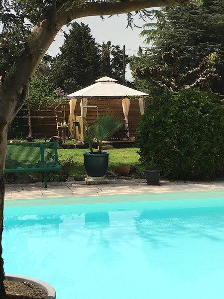 Le Laumel, holiday rental in Sablons