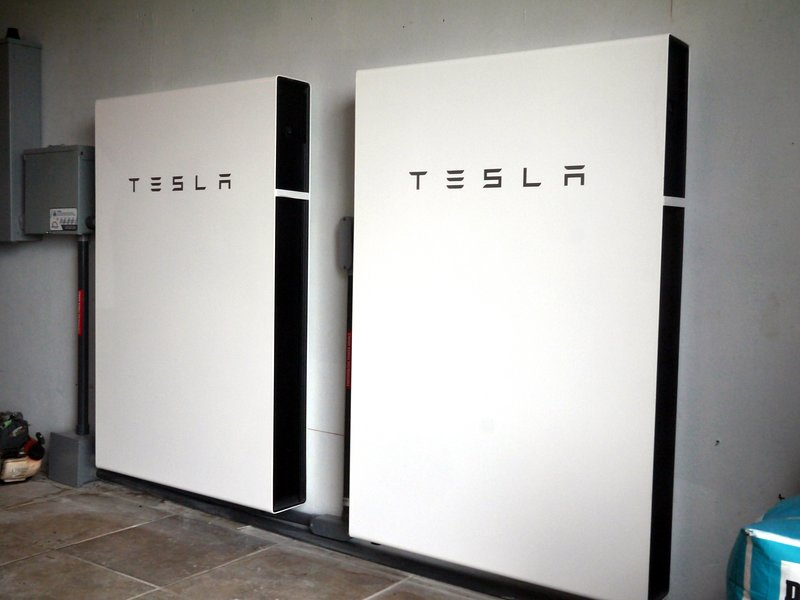 Thank you, Tesla, for helping Puerto Rico get back in business!