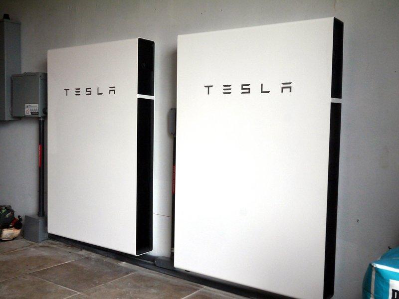 Gracias, Tesla, para ayudar a Puerto Rico volver a trabajar!
