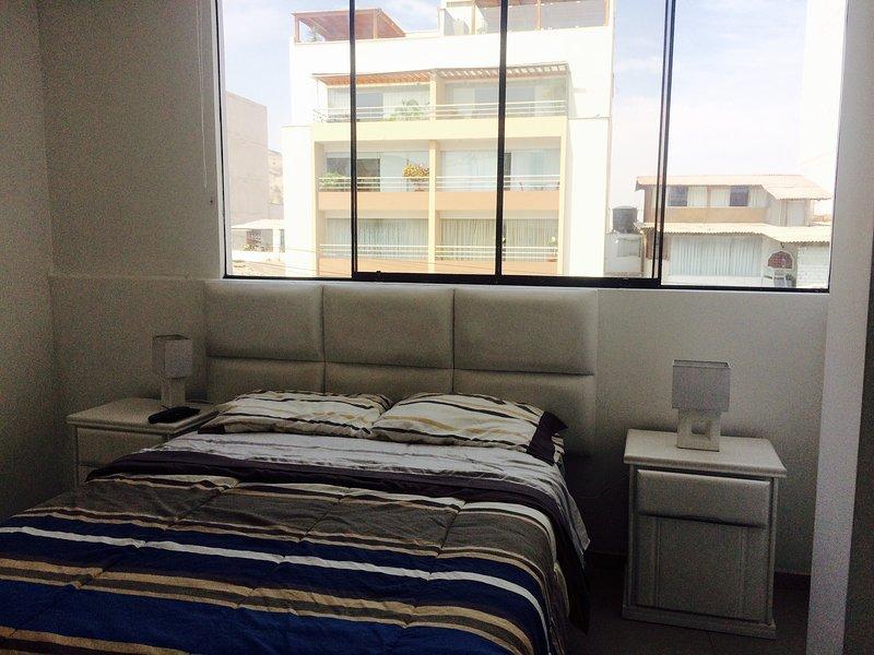 (302) Apartamento de 1 dormitorio, Surco, location de vacances à Chaclacayo