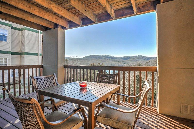 ¡Reserva un Branson a este apartamento de alquiler de vacaciones con una ubicación ideal!