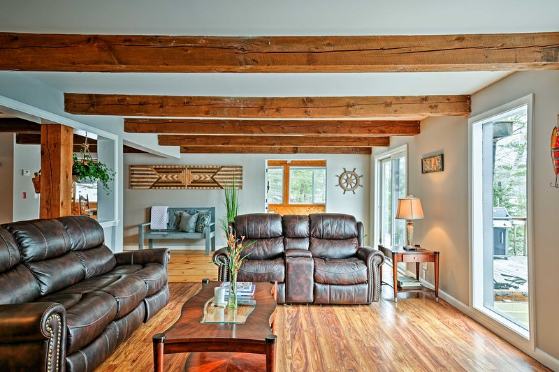 Your New Hampshire getaway awaits at this vacation rental house!