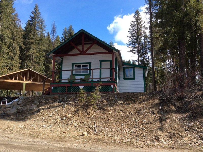 Rivers Edge Guest Cottage ~ Waarschijnlijk BC
