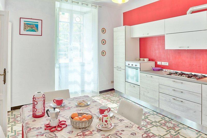 Via Dante Vacanze - Levanto, holiday rental in Levanto