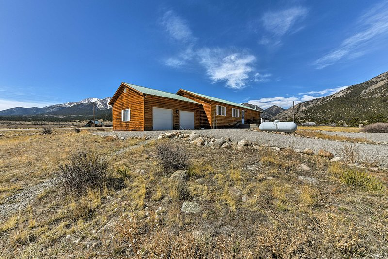 This home is perfectly located near outdoor adventures!