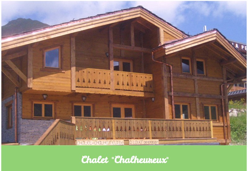 CHALET SKI SAINT FRANCOIS LONGCHAMP / VALMOREL, holiday rental in Cerilly