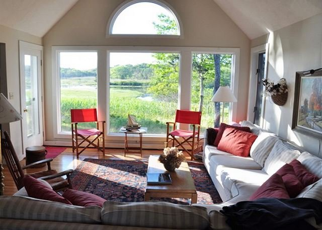 3 bedroom home with fabulous views of Swan River, vacation rental in South Dennis