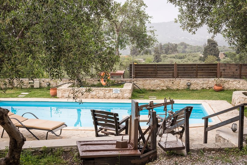 Buiten - Villa Aloni
