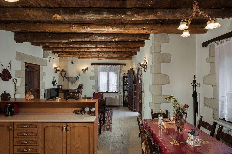 Livingroom - Villa Aloni