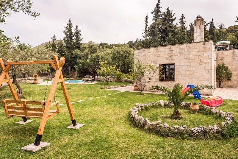 Garden - Villa Aloni
